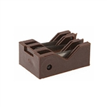 45-523 Ideal Industries<br>Replacement Cassette 3-Step (Brown) for 45-521 - dual crimp BNC/TNC, Thinnet, Belden 735A Cable