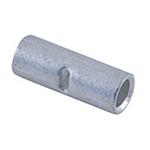 NTE 76-BC8C Butt Connectors Non-Insulated 8AWG Tin Plated Copper 100/pkg