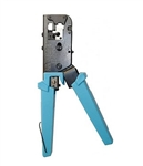 Platinum Tools 100004C EZ-RJ45 Crimp Tool for EZ RJ45 connectors