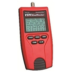 Platinum Tools T119C VDV MapMaster Voice, Data and Video Tester