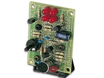 Velleman MK103 LED Sound-To-Light Unit Electronics Kit