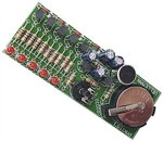 Velleman MK115 Pocket VU Meter Electronics Kit
