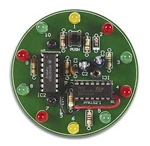Velleman MK152 Wheel of Fortune LED Electronics Kit
