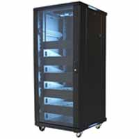 "VMP EREN-27 19"" Equipment Rack Enclosure - 27U"