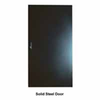 VMP ERENSD-18 Solid Steel Door - 18U