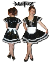 PVC GLAMOUR MAIDS DRESS