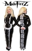 PVC PADLOCK HOBBLE STRAIT JACKET MAID
