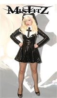 PVC SKATER NUNS UNIFORM