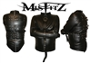 MISFITZ DELUXE DOUBLE BUCKLE STRAIT JACKET