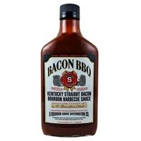 Kentucky Straight Bacon Bourbon Barbecue Sauce