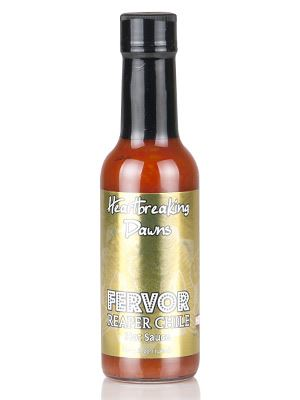 Heartbreaking Dawns FERVOR: Reaper Chile Hot Sauce
