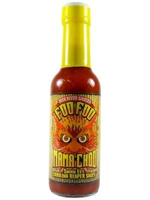 High River Sauces Foo Foo Mama Choo Hot Sauce