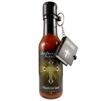 Danny Cash's Salvation Chipotle Hot Sauce