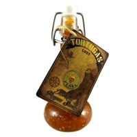Tortugas Lost Gold Dark Rum Pepper Sauce