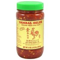 Huy Fong Sambal Oelek Ground Fresh Chili Paste