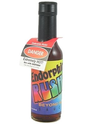 Endorphin Rush Beyond Hot Sauce