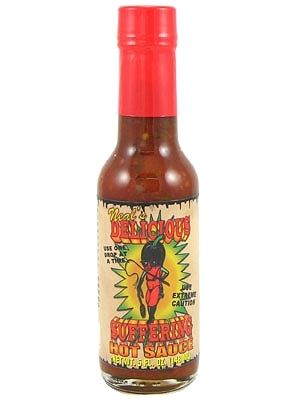 Delicious Suffering Hot Sauce