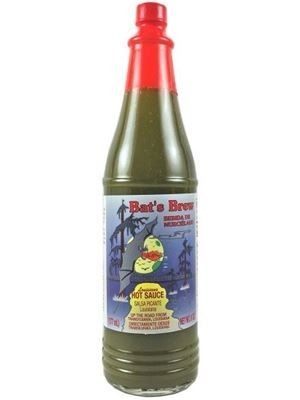 Bat's Brew Hot Sauce