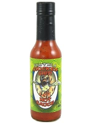 Don't Be A Chicken Shit Hot Sauce