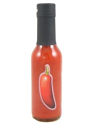 Simply Chili Select Serrano Puree