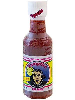 Vampfire Travel Size Mini Hot Sauce