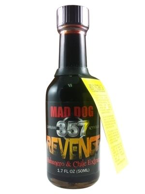 Mad Dog Revenge Habanero & Chile Extract