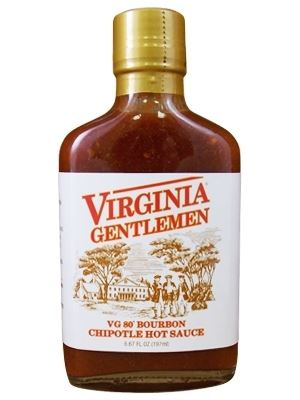 Virginia Gentleman VG90 Bourbon Chipotle