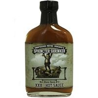 Sphincter Shrinker XXX Hot Sauce