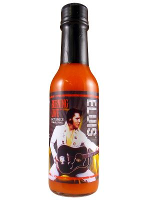 Elvis' Burning Love Hot Sauce