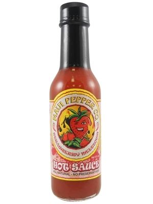 Tahiti Joe's Maui Pepper Strawberry Meltdown Hot Sauce