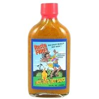 Rasta Fire Hot Hot Hot Sauce