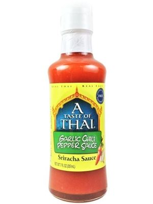 A Taste Of Thai Garlic Hot Sauce