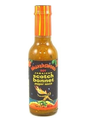 WalkersWood Hot Jamaican Scotch Bonnet