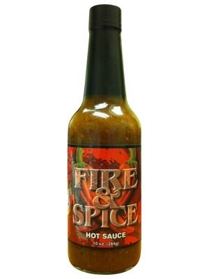 Fire and Spice All Natural Hot Sauce