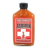 Asbirin Extra Strength Hot Sauce