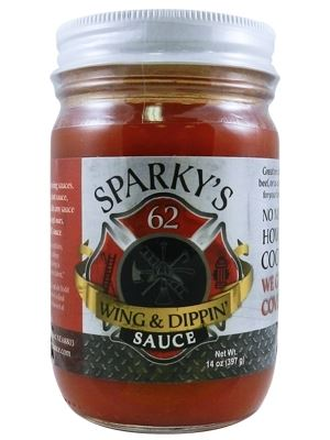 Sparky's Wing Sauce