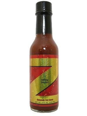 Z Nothing Beyond Hot Sauce