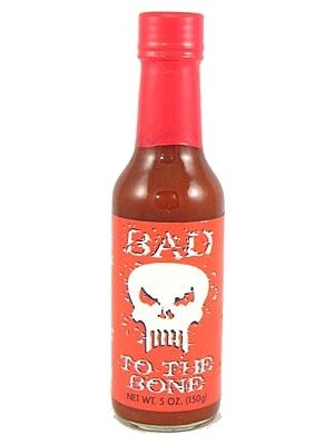 Bad to the Bone Hot Sauce