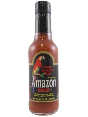Amazon Red Hot Sauce