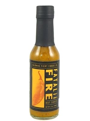 Fatalii Fire Hot Sauce