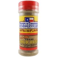 SuckleBusters Texas Gold Dust All Purpose Seasoning