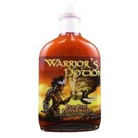 Warrior's Potion Peri Peri Pepper Sauce