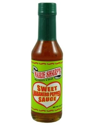 Marie Sharp's Sweet Habanero Pepper Sauce