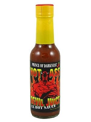 Hot Ass Devil Juice