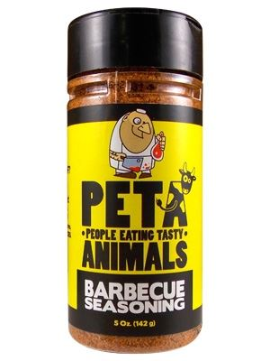 PETA Barbecue Seasoning