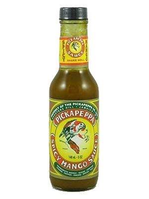 Pickapeppa Spicy Mango Hot Sauce