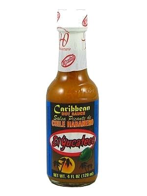 El Yucateco Caribbean Hot Sauce