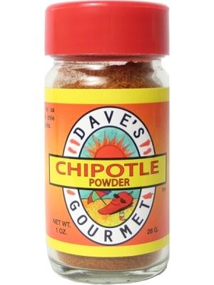Chile Today Hot Tamale - Chipotle Smoked Jalapeno Powder Medium
