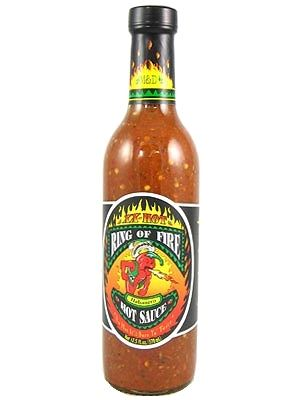 Ring of Fire XX-Hot Habanero Hot Sauce