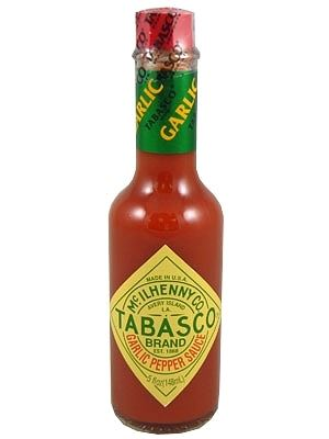 TABASCO® brand Garlic Pepper Sauce